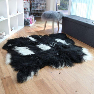 Icelandic Sheepskin Rug Mixed (Double) XL