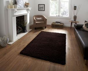 Vista 2236 Brown Modern Rug 120x170cm - Sale