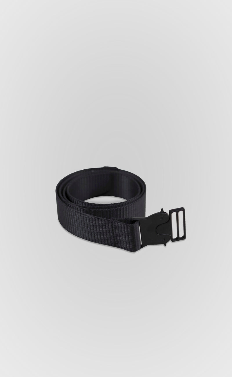 Black Signature Belt - Alldey Studios