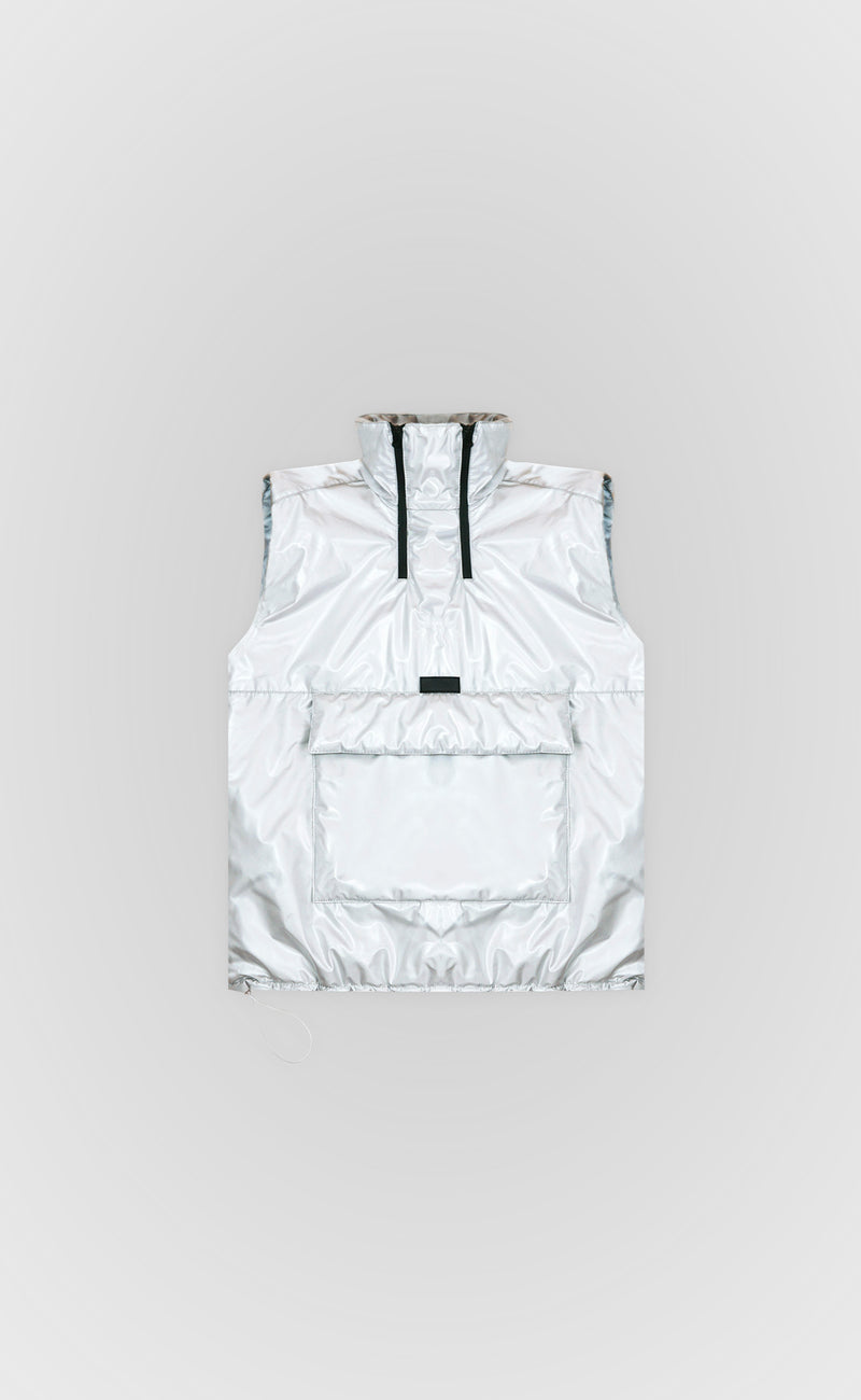 Modern Grey Bodywarmer