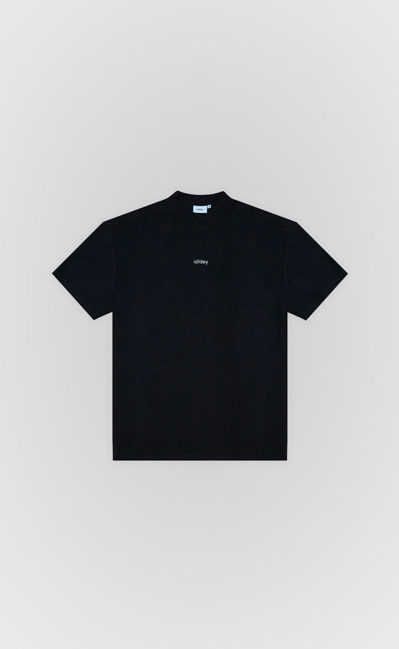 Black Bamboo Mix T-shirt - Alldey Studios