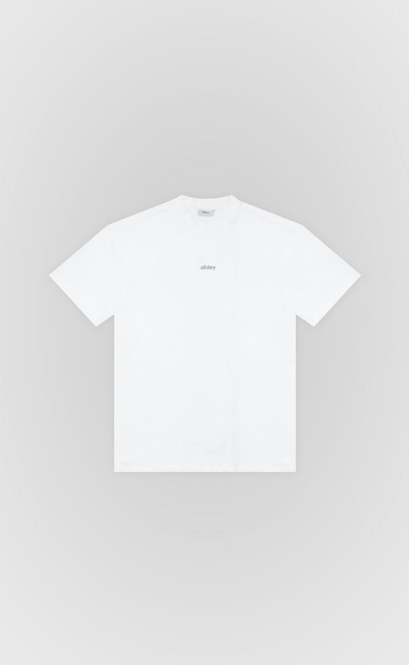 Off White Bamboo Mix T-shirt - Alldey Studios
