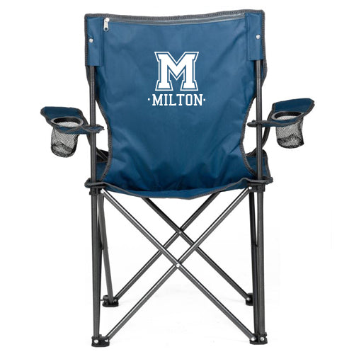 Navy Tailgate Chair