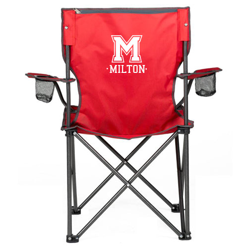 Red Tailgate Chair