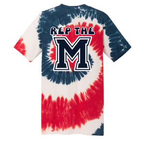 Rep The M (Tie-Dye) T-Shirt