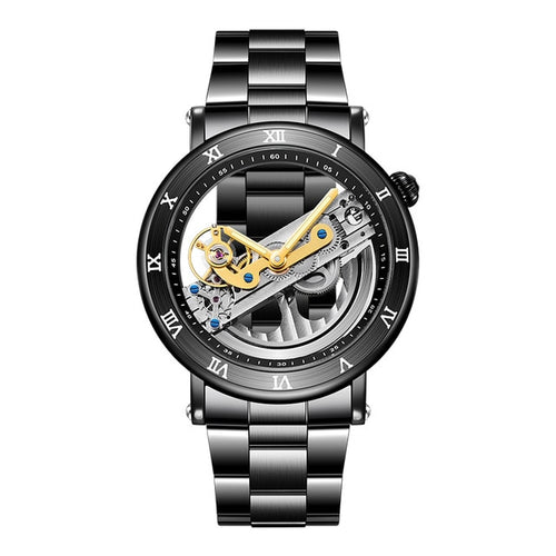 Fashion FORSINING Double Side Mens Watch