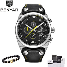 Load image into Gallery viewer, 2019 Benyar Luxury Mens Watch