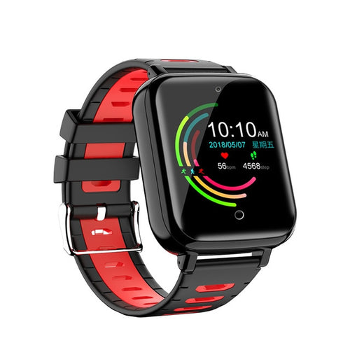 4G ip68 Waterproof Smart Watch (Sim card, GPS Positioning, SOS, WIFI, Android Smart, Dual camera)