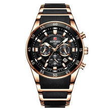 Load image into Gallery viewer, Mens Top Brand Luxury Relogio Masculino Quartz Watch