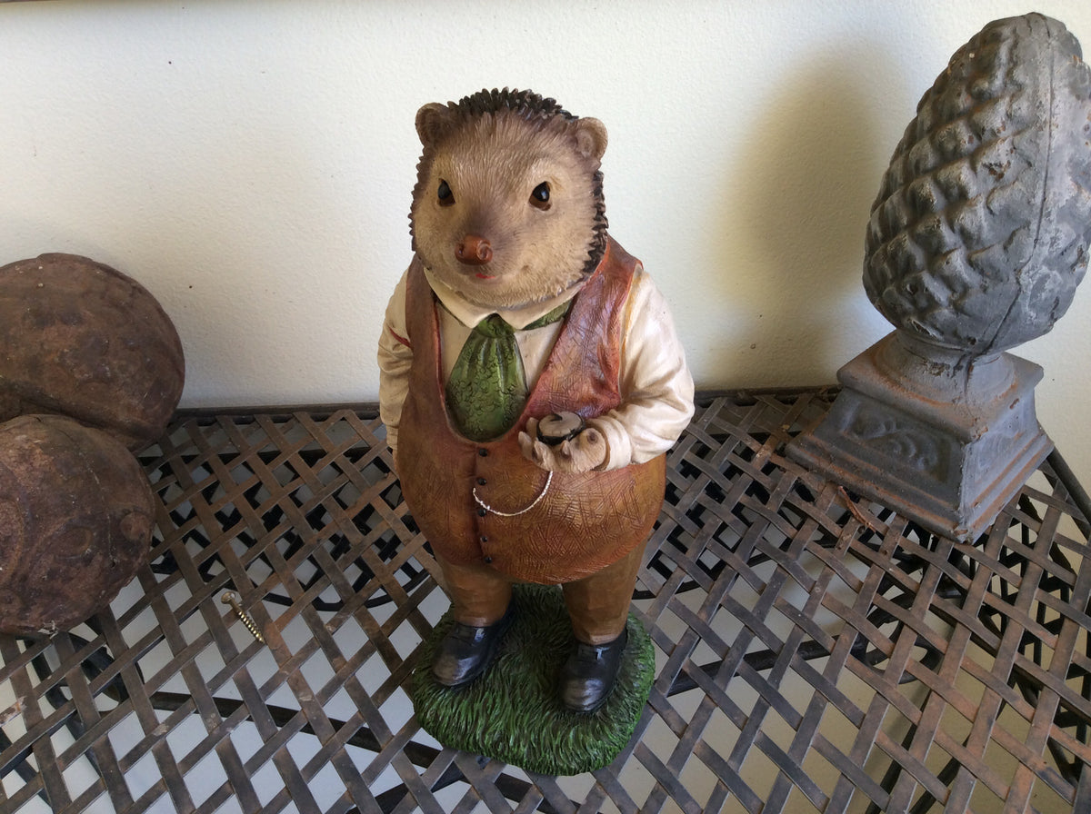 Willow Porcupine- Resin