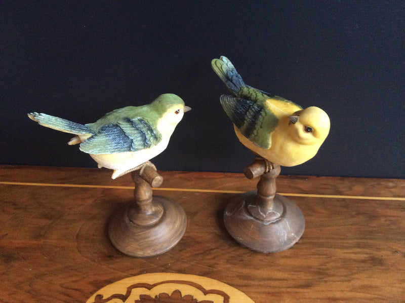 17cm Set of 2  Birds