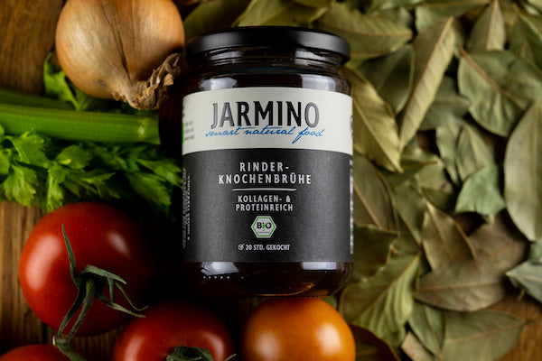 Jarmino organic bone broth
