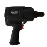 "ZIW818L (THE JUDGE) -- 1"" 1800 FT-LB -- TWIN HAMMER IMPACT 6"" Extended Anvil"