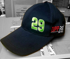 Racing Hat: Zipp Air Tool #29 Brian Obiedzenski