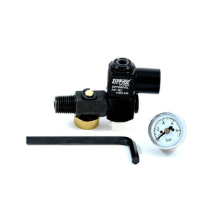 "ZA92R2K 1/4"" Swivel Joint - Aluminum w/Regulator Kit"
