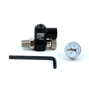 "ZA92S2K 1/4"" Swivel Joint - Aluminum w/Full Close Type Regulator Kit"