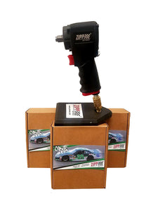 "ZIW29 -- Brian Obiedzenski's Signature 500 ft-lb 1/2"" Mini Impact Wrench -- $5 OF EVERY SALE WILL BE DONATED TO THE MTJ CANCER FOUNDATION"