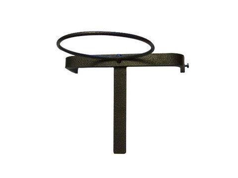 "8"" Side Mount with 6"" Ring"