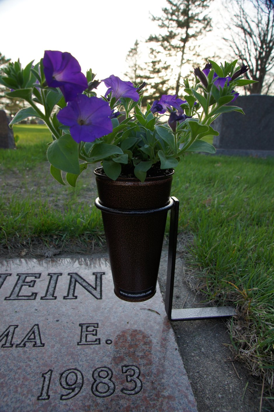 A loving memorial to those you love.