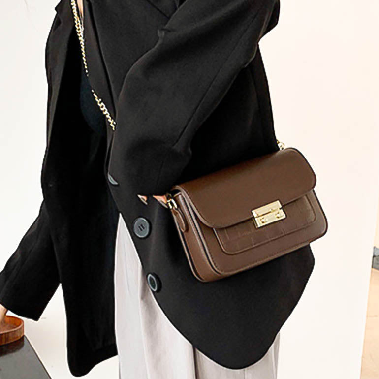 Blair Crossbody Bag - Espresso