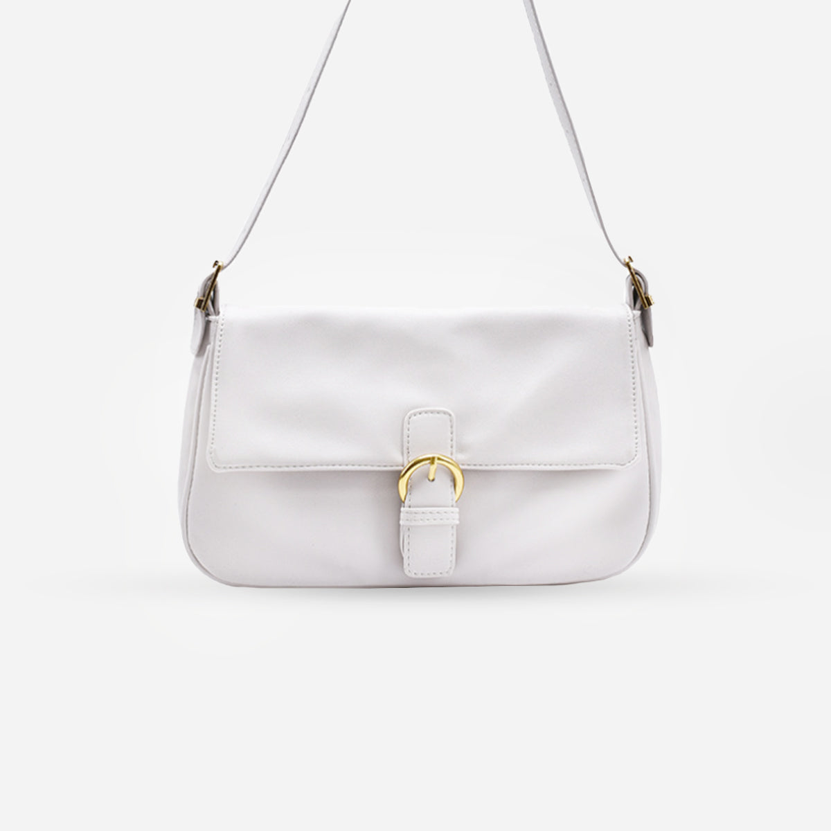 Celeste Shoulder Bag- Cream