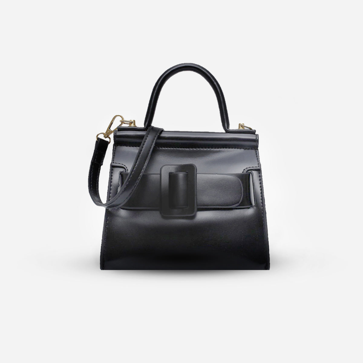 Cleo Shoulder Bag - Black