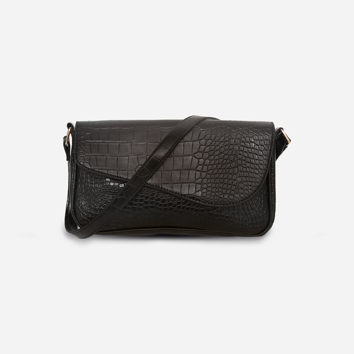 Nala Shoulder Bag - Black