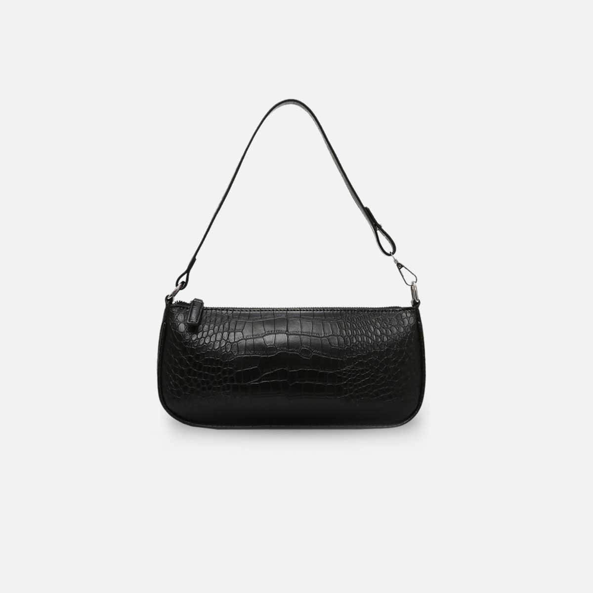 Jamie Shoulder Bag- Black