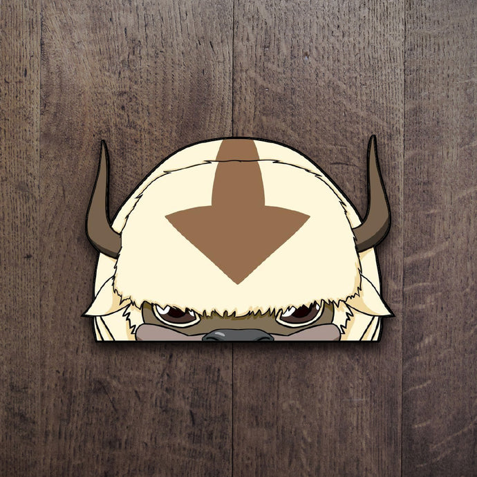 Appa Peeker Decal