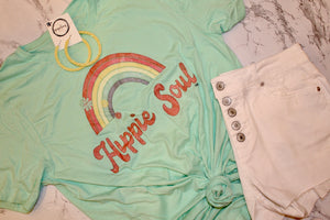 Hippie Soul Graphic Tee