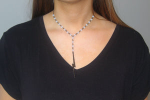 Take Cover Necklace