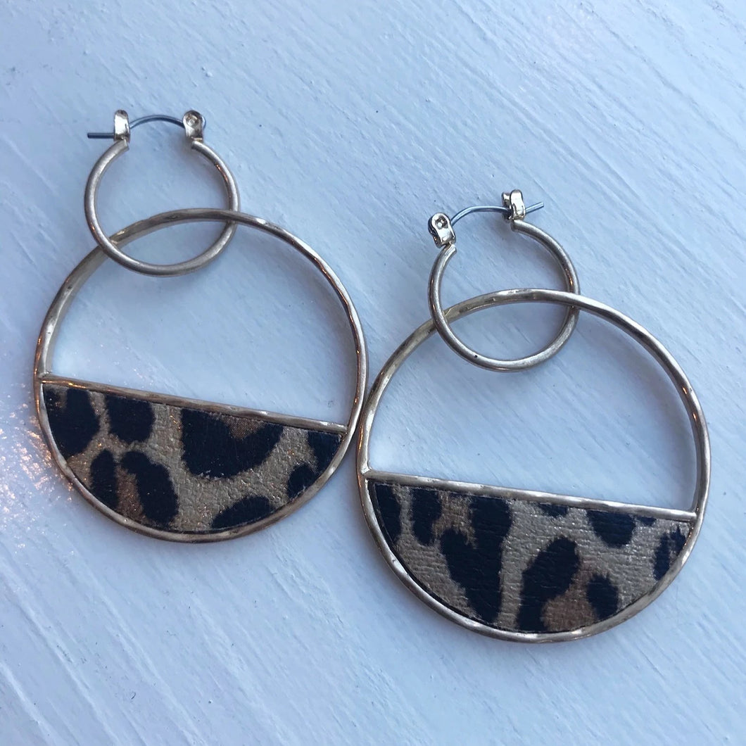 Wild About You Earrings