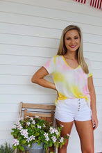 Load image into Gallery viewer, Tie-dye soft tee