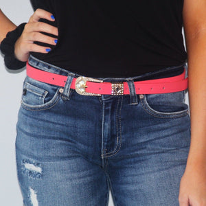 Diamond Corral Belt