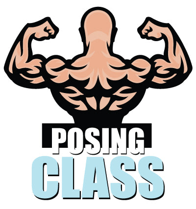 Posing Class for Bodybuilding