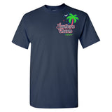 Hey Yall it's a Southern Thing Southern Charm Collection on a Navy T Shirt