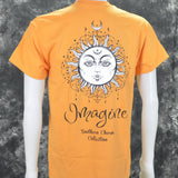 Southern Charm Imagine Sun on a Tangerine T Shirt