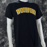 Woodford County Arch on a Black Short Sleeve T Shirt - Versailles, KY