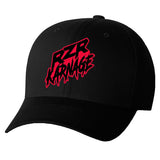 RZR Karnage Black Flex Fit Hat