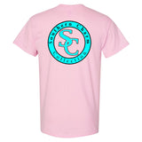 Southern Charm Collection Official Logo on a Light Pink T Shirt
