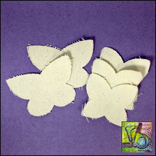 Load image into Gallery viewer, Canvas Die Cuts Butterflies Cut Shapes