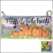Load image into Gallery viewer, Canvas Die Cuts Pumpkins Cut Shapes