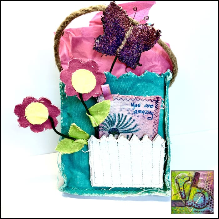 Canvas Diy Treat Bags Journal Accessories