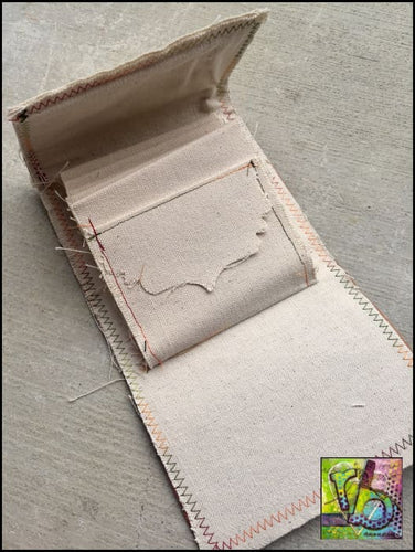 Canvas Diy Wallet Accessories