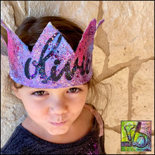 Load image into Gallery viewer, Custom Crowns Canvas Accessories