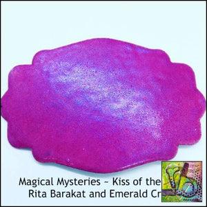 Embossing Powder Magical Mysteries Kiss Of The Fairy (Glows In The Dark!)