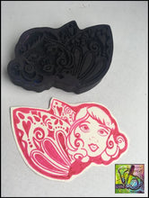 Load image into Gallery viewer, Foam Art Stamp The First Fairy