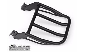 2-Up Sissybar Luggage Rack for Most H-D Softail & Dyna Models Up to 2017 (MWL-165)