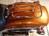 "7"" Solo Luggage Rack for H-D Breakout Models 2013-2017 & Fat Boys Models 2018 & Up (MWL-181)"