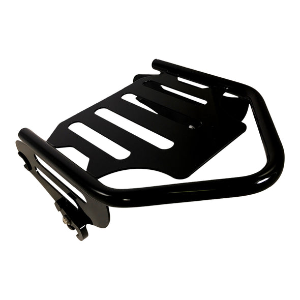 Quick Detachable 2up Luggage Rack For Harley-Davidson Touring Models '97 & up